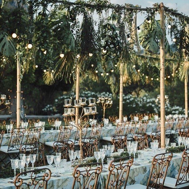 wedding decor, planner, organizacion eventos, inspiracion boda, inspiration, reception, cena | Photo by Serafín Castillo