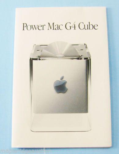 Vintage-Apple-Computer-Power-Mac-G4-Cube-Brochure-Mini-Poster-Macintosh-02-2001