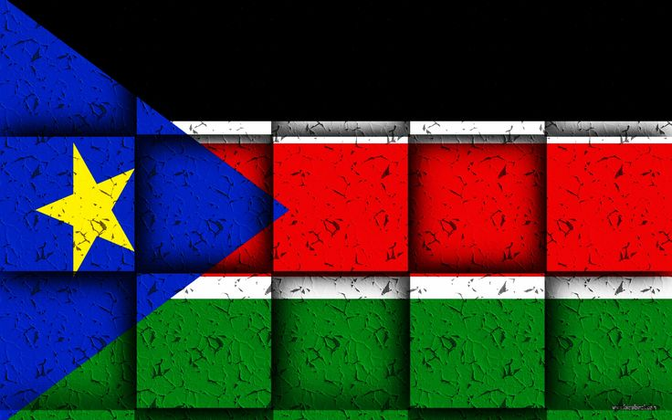#South_Sudan #flag #HD #Wallpapers #for #laptops #and #pcs