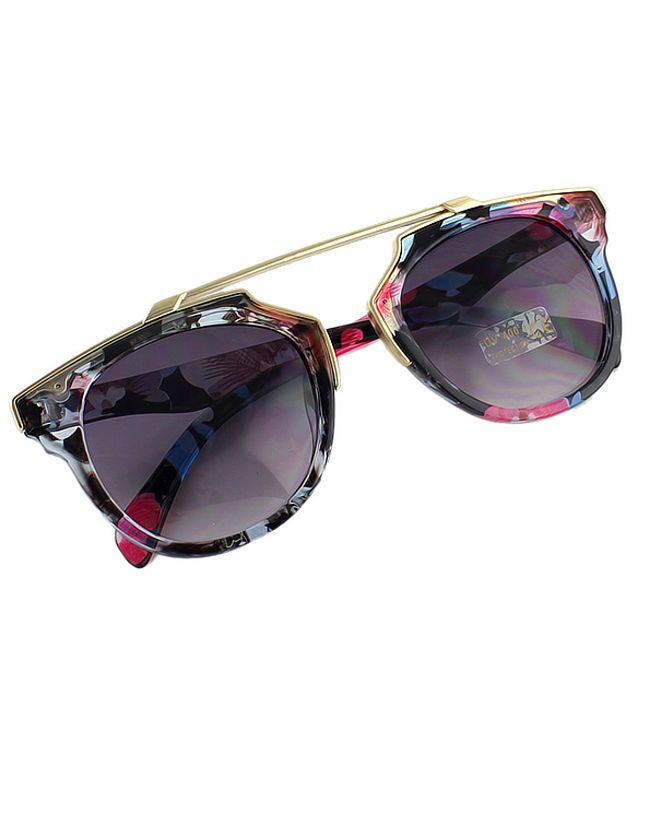 2015 New Coming Mixed Color Women Fashion Sunglasses 8.90