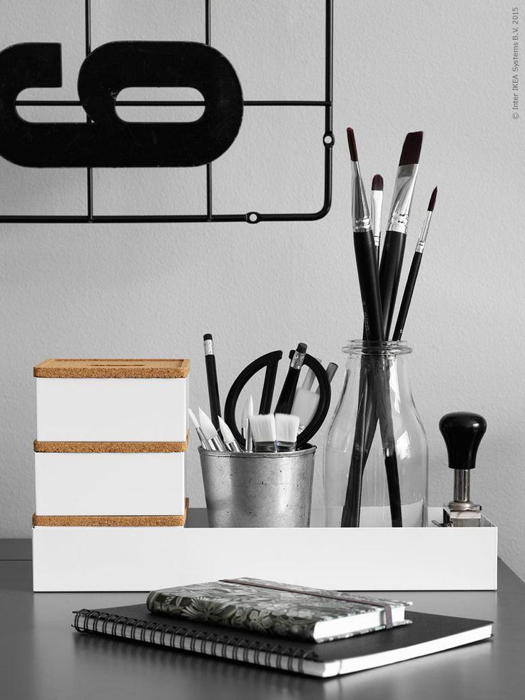 Arbetsrum | Livet Hemma – IKEA
