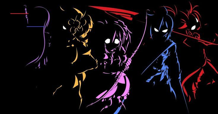 14 Black Background Anime Wallpapers Black Anime Character 38 Background Wallpaper Download 77 Dark Anime Anime Wallpaper Download Android Wallpaper Anime