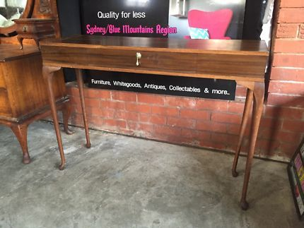 Queen Anne hall table buffet | Buffets & Side Tables | Gumtree Australia Penrith Area - Penrith | 1106548035