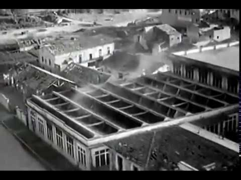 Benevento vista aerea bombardamento 1943s - YouTube