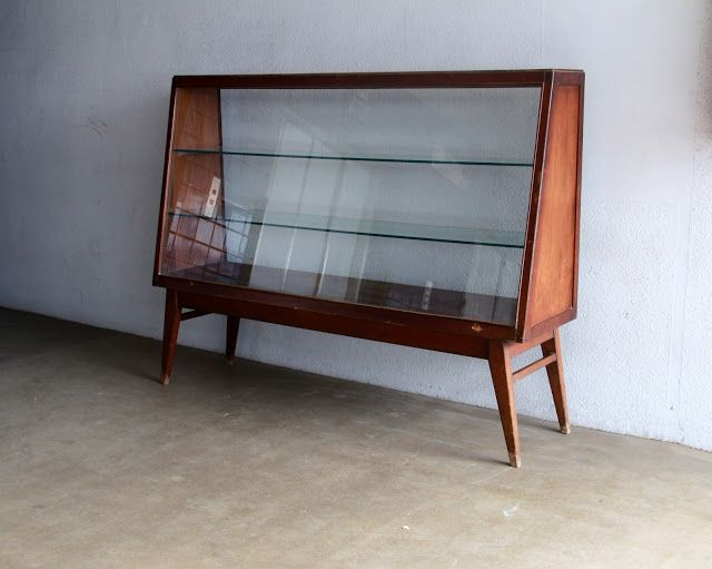 VINTAGE SHOWCASES AND DISPLAY CABINETS | Bobs Furniture