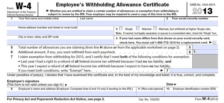 How To Fill Out IRS W4 Form Correctly and Maximize It For Your Benefit
