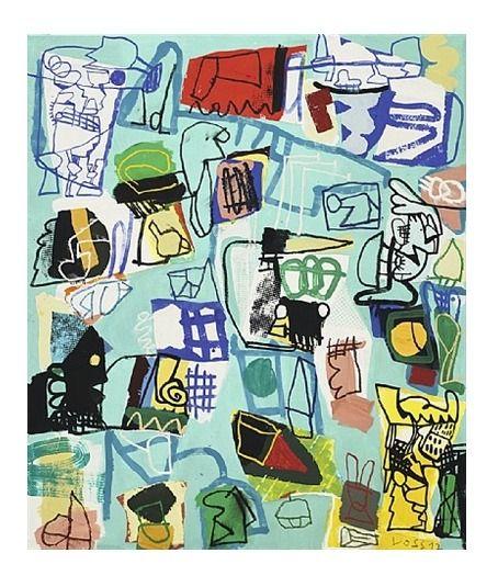 Jan Voss, Unter Dach und Fach, 2012 on ArtStack #jan-voss #art
