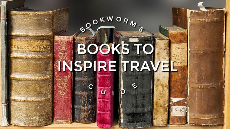 15 best books i love images on pinterest reading book covers and authors and books that inspire travel a bookworms guide fandeluxe Gallery