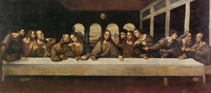 Marco d'Oggiono (c. 1470 – c. 1549) was een Italiaanse Renaissance schilder.   Last Supper