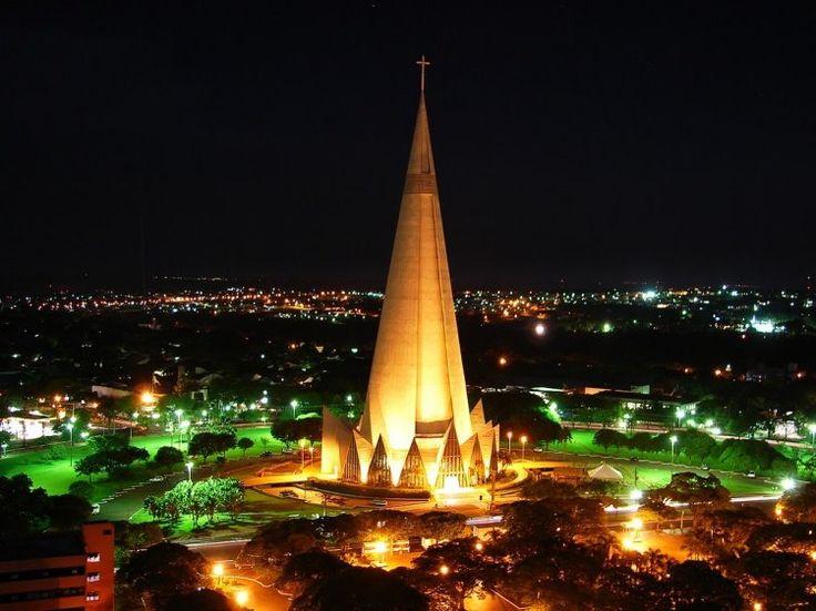 Maringá em Paraná