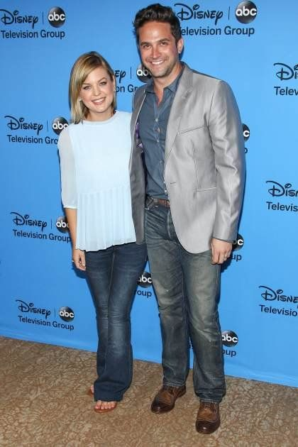 General Hospital's Kirsten Storms & Brandon Barash Are Married, Expecting A Baby Girl