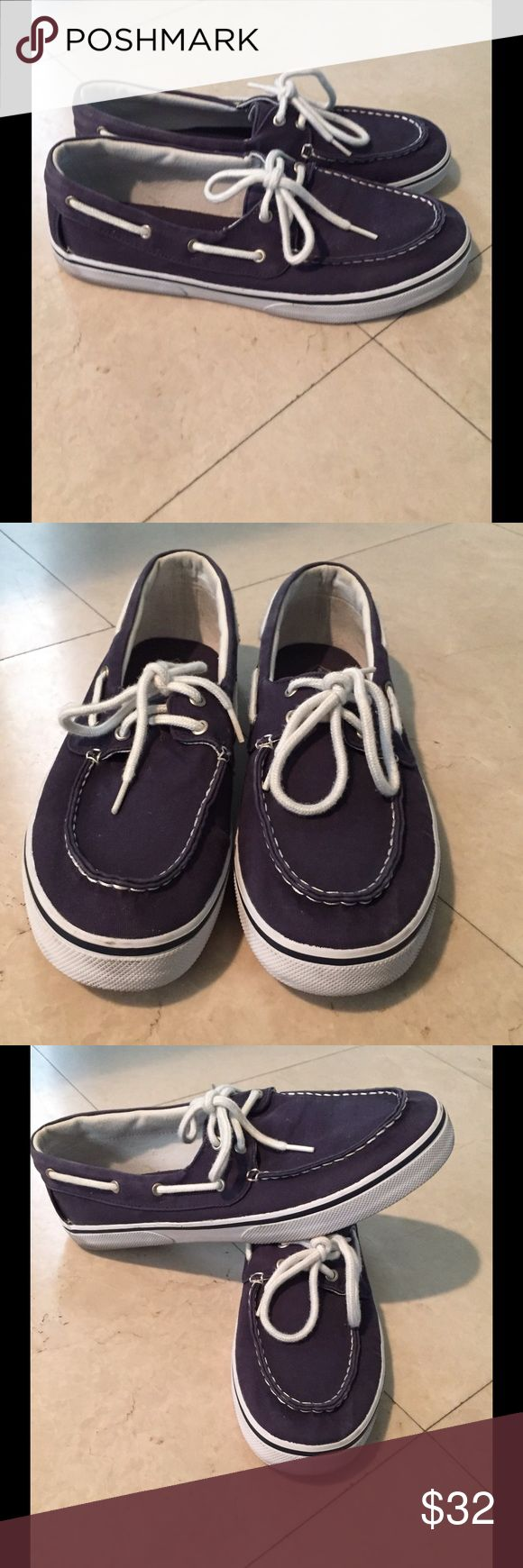 Men's Blue Boat Shoes Men's Blue Boat Shoes Shoes