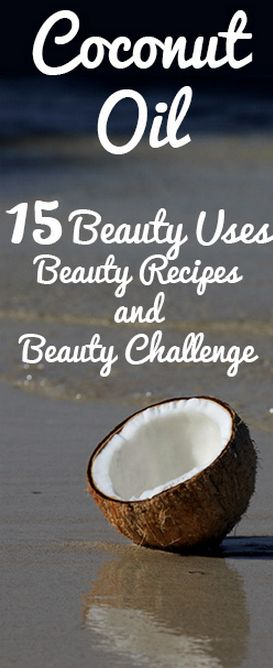 Everything Coconut- Great to know something I already use is so much more versatile than I once thought!