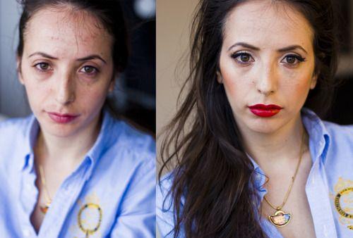 Photography: Diana Ionescu, Make-up: realizat de cursanta sub indrumarea mea