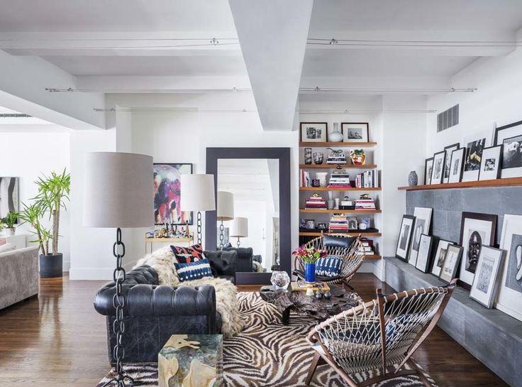 Go inside jewelry designer Jennifer Fisher's gorgeous New York City loft.