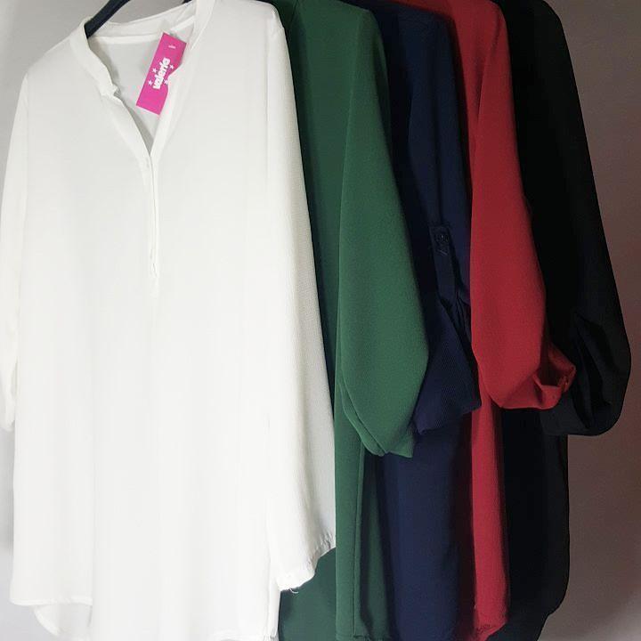 #camicia #over size #piu colori #valeria #abbigliamento