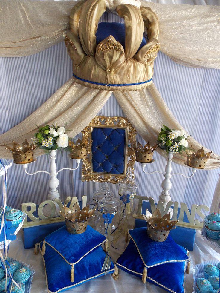 βασιλιας βαφτιση royal