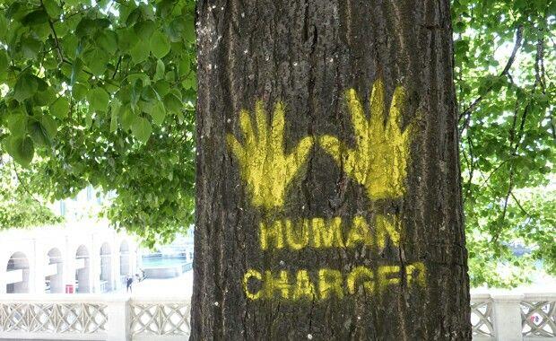 Human Charger