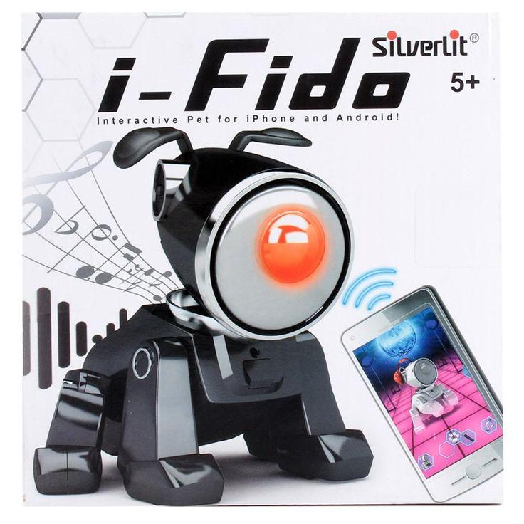 Mascota interactiva IFIDO  http://www.ventas.dmcmedellin.us