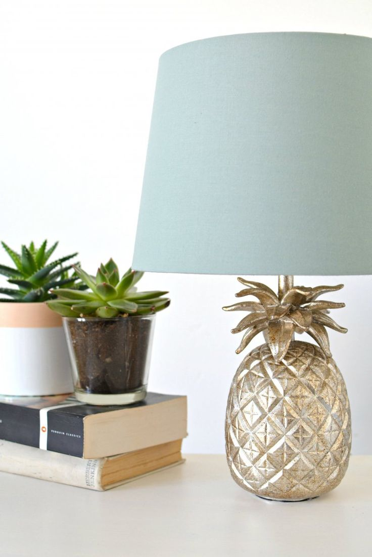 burkatron.: pineapple lamp