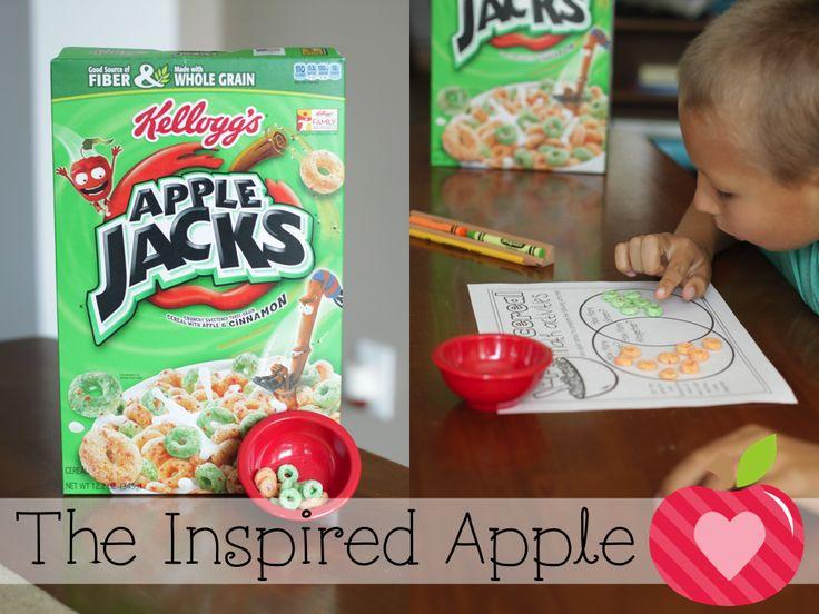 Apple Jack math!