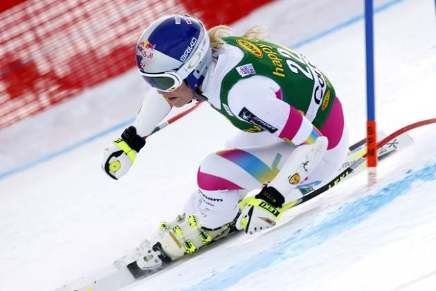 Lindsey Vonn, Miller, Svindal and the Story of Alpine Skiing's 2015 of Comebacks