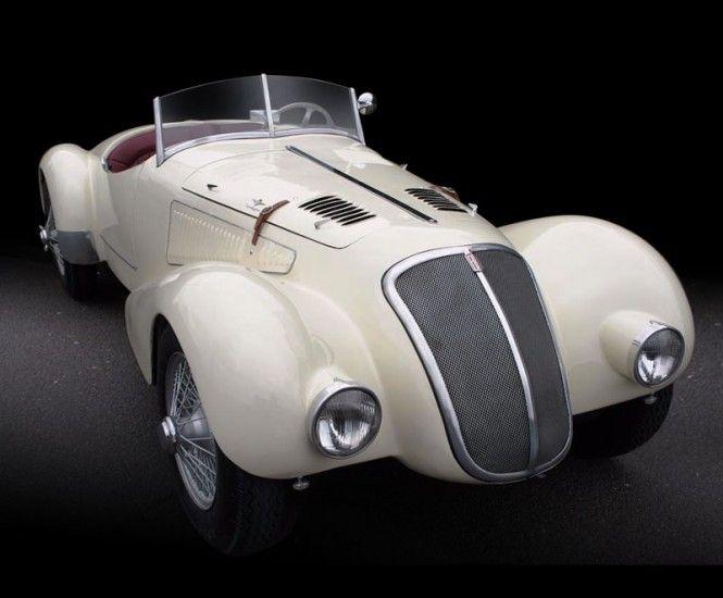 Fiat 1500 6C Barchetta del 1937