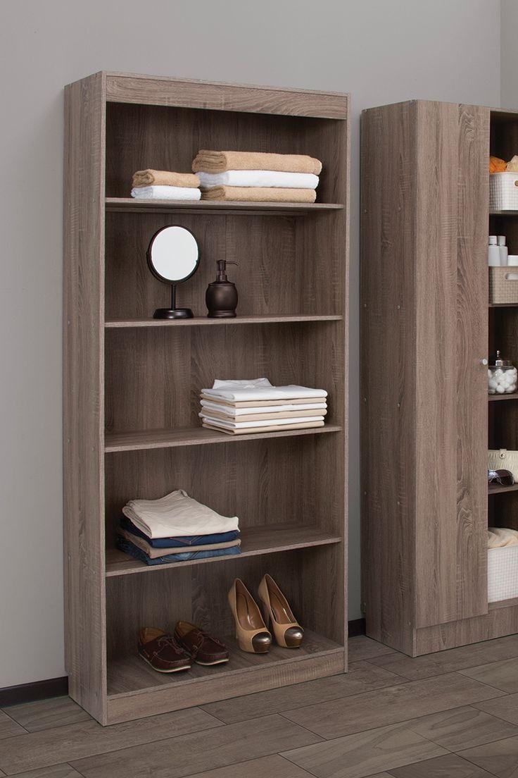 Utiliza muebles de este tipo para mantener orden y armonía en tu hogar. ¡Dale el uso que quieras! #Organización #Organizadores #Muebles