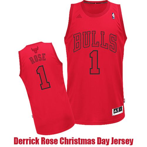 Derrick Rose Christmas Day JerseysJersey Nba, Jersey Adidas, Chicago Bulls, Big Colors, Nba Chicago, Fashion Red, Colors Fashion, Adidas Derrick, Derrick Rose