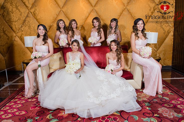 Images by EDI-Las Vegas Wedding Photography: Mandarin Oriental Las Vegas Vietnamese - multicultural Wedding Party Photographer