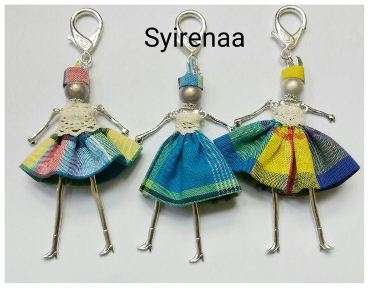 Bijoux de sac madras