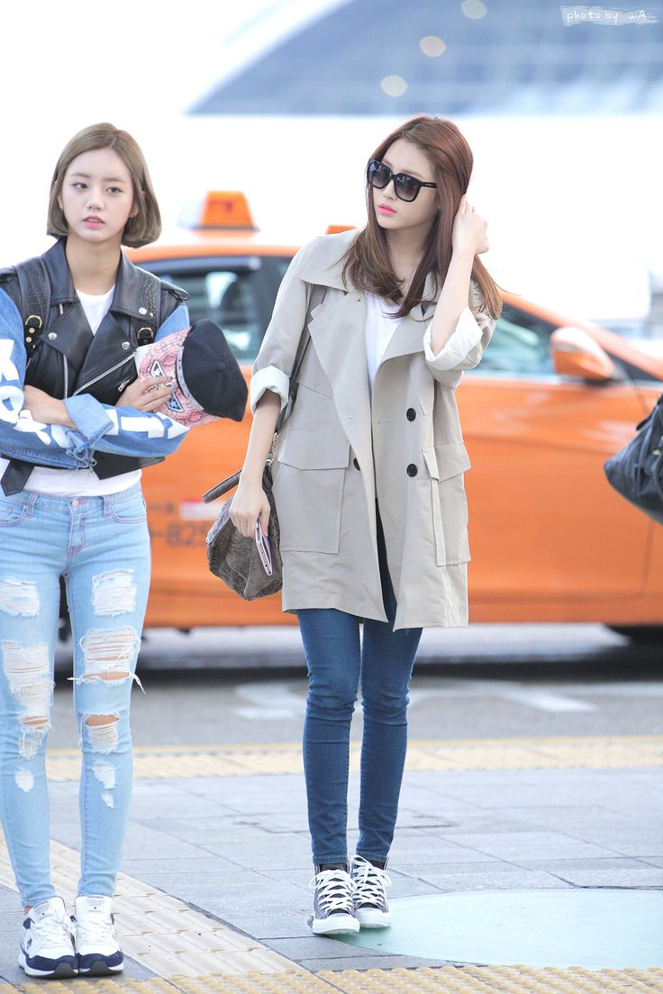 21 Best Images About Hyeri On Pinterest Her Hair Casual