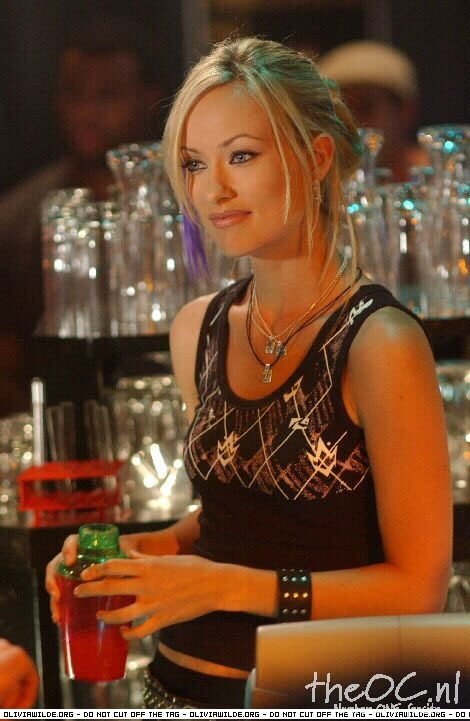 I thought Olivia Wilde was such a badass as a teen :P