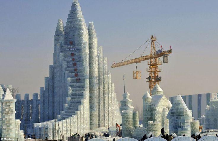 ice palace - Google Search