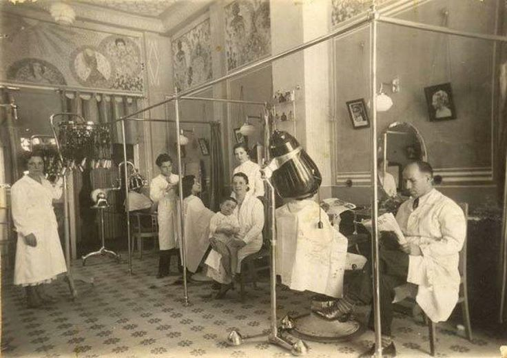 Fashion Beauty Shop Vashi: 295 Best Images About Old Beauty/barber Shop Pictures On