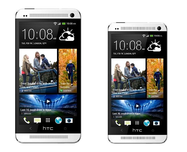 HTC One mini announced, has aluminium chassis, UltraPixel camera and a 4.3-inch 720p screen