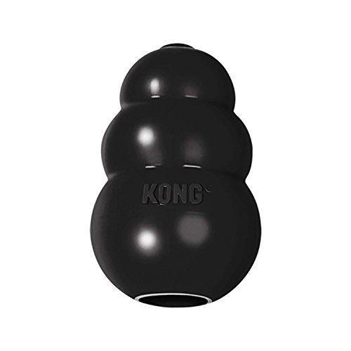 KONG Extreme X-Large - The KONG Extreme dog toy represents the most durable strength of KONG rubber.ÊÊDesigned for the toughest of chewers, the KONG Extreme offers enrichment and helps satisfy dogs' instinctual needs. The KONG unique, ultra-durable, all-natural rubber formula is designed for determined chewer...