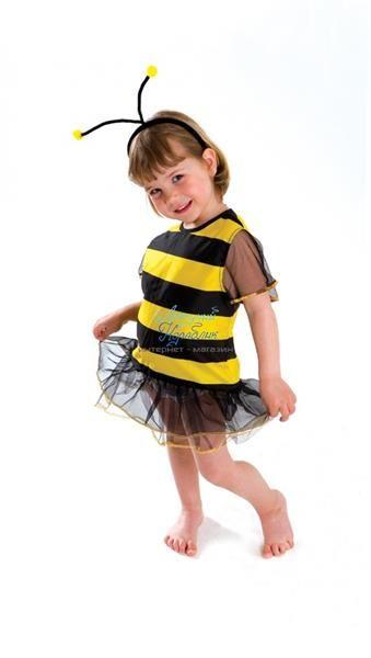 Карнавальный костюм пчелки для детей