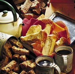 Boere beskuit en koffie. Tipies Afrikaans  @Mari Moss @Sonnet Joubert @Anna Cicilia Joubert