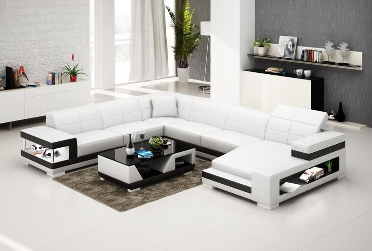 Aubrey Sectional Sofa by Scene Furniture - Opulentitems.com