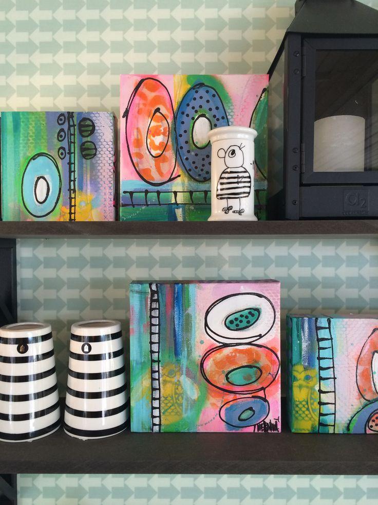 New paintings from Gallery vaernhoej
