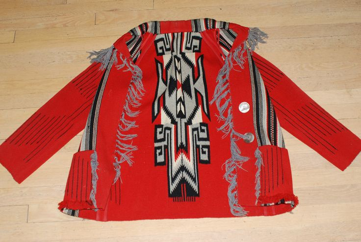 chimayo jacket of my dreams! finally have one!