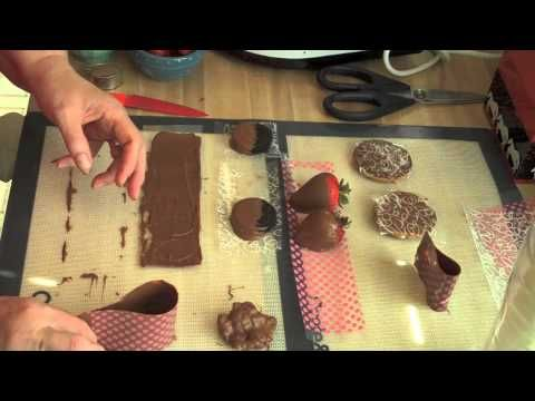17 Best Images About Chocolate Transfer Sheets On