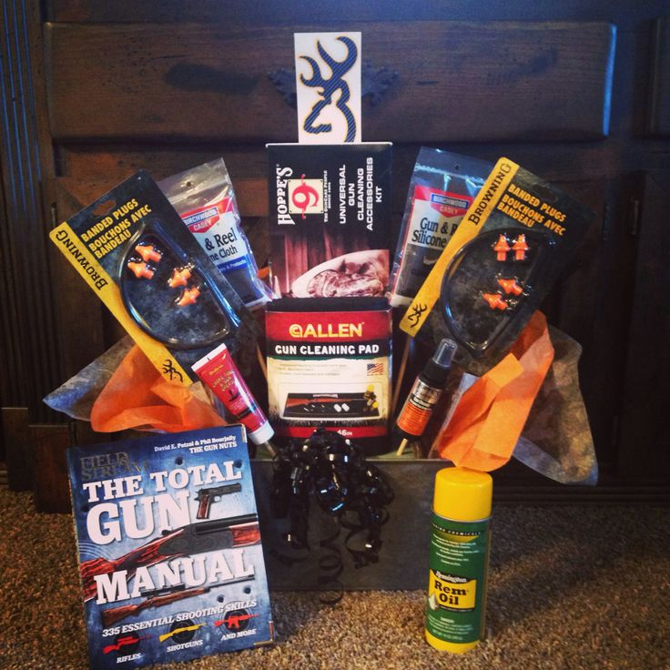 Manly Bouquet!  For the Gun Lover!