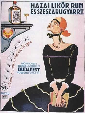 Collected by: http://www.pinterest.com/bookpublicist/ #Magyar #Hungarian #plakat…
