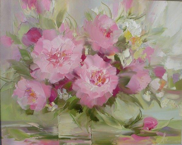 Alexander Sergeev (1968) still life Russian painter