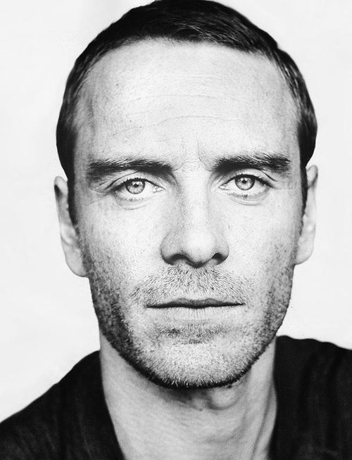 Michael Fassbender by Mark Seliger