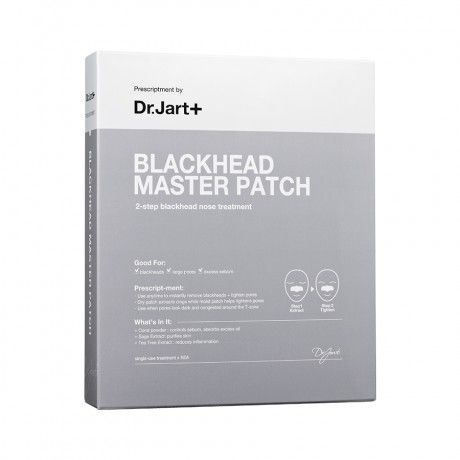 TESTED: The Dr. Jart  Blackhead Master Patch