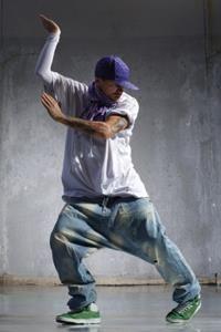 Мода хип хоп штаны