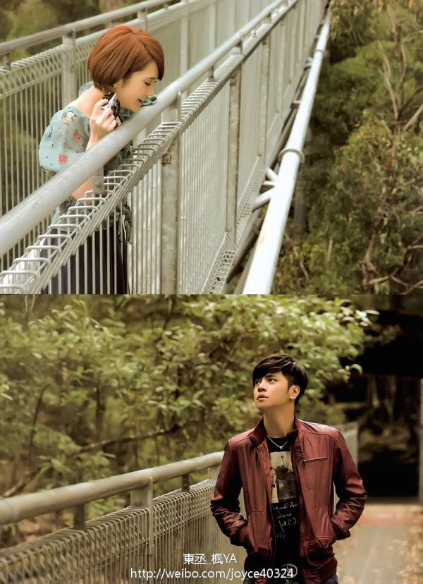 heartbeat love - Rainie Yang and Show Luo